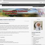 Muscowpetung Trust